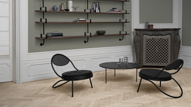 Copacabana Chair + Matègo Demon Shelf