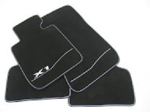 Velours Fußmatte BMW X1