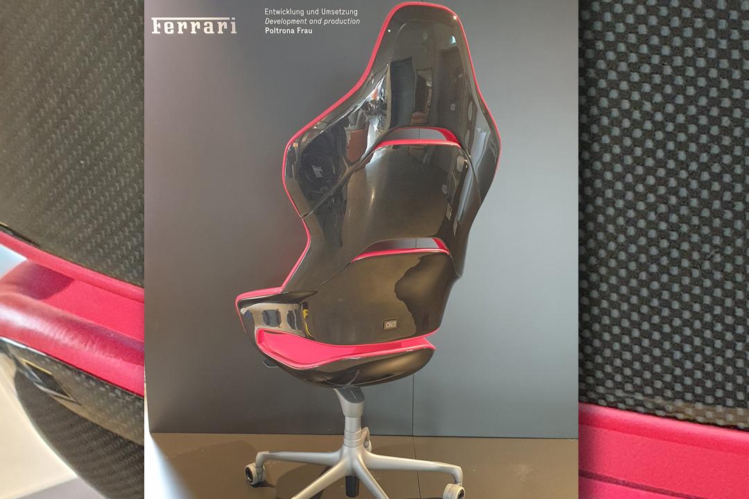 Ferrari Cockpit President Scuderia<br>Poltrona Frau